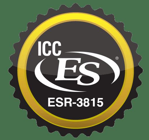 ICC ES badge