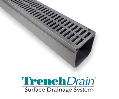 trenchdrain system product page